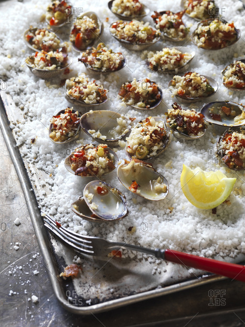 Clams casino from the Offset Collection