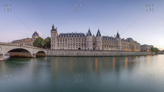 France- Paris- Palais de la Cite- Conciergerie