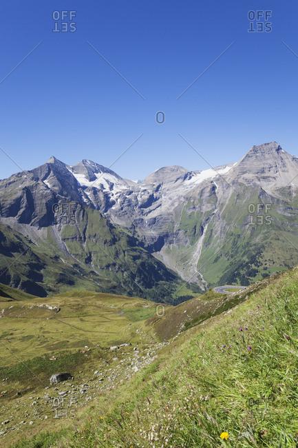 Austria- High Tauern National Park- Grossglockner High Alpine Road- Fuscher Valley