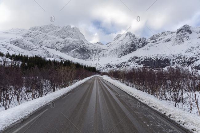 Norway- Lofoten- Nusfjord