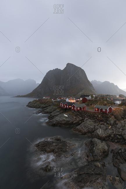 Norway- Lofoten- Hamnoy