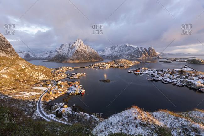 Norway- Lofoten- Reine