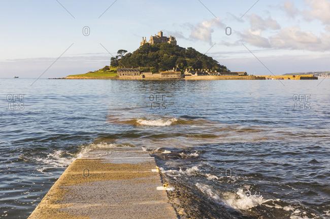 United Kingdom- Cornwall- St Michael's Mount