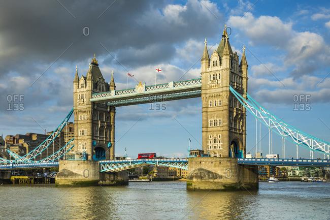 London, England - May 17, 2018: Tower Bridge