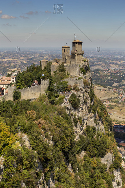Republic of San Marino, Repubblica di San Marino San Marino