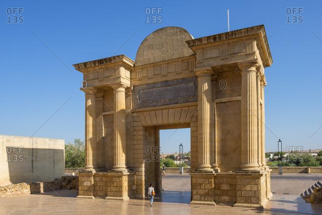 Puerta del Puente, Cordoba, Andalusia, Spain