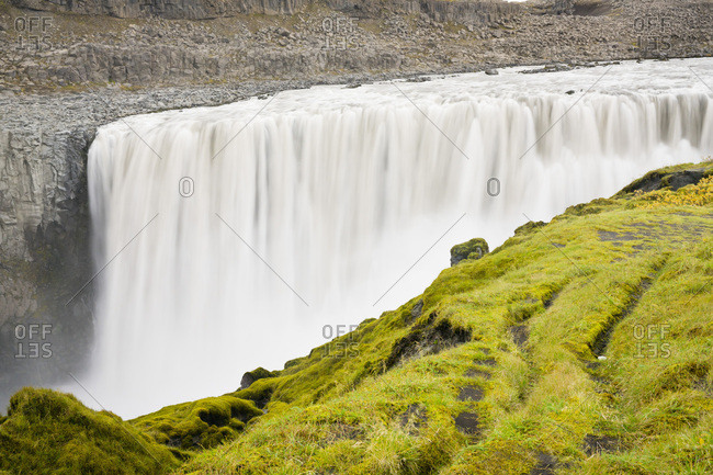 Dettifoss Waterfall, Iceland, Polar Regions