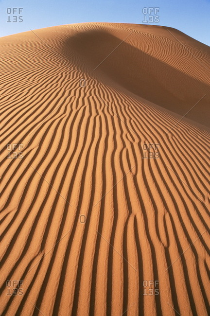 Uan Kaza area, Southwest desert, Libya, North Africa, Africa