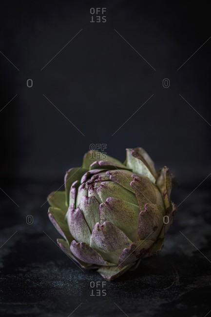 Artichoke head