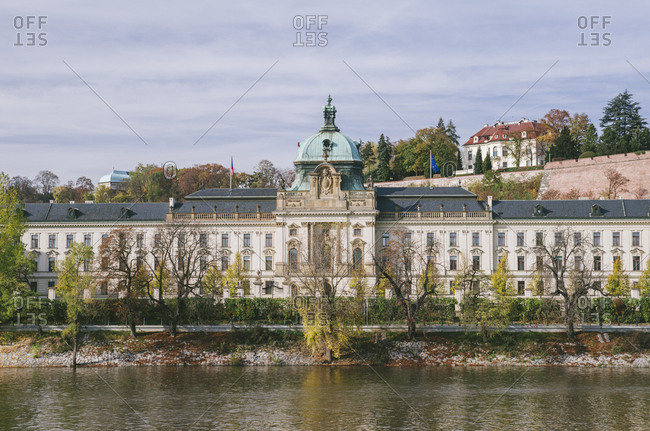 Stately building in Germany