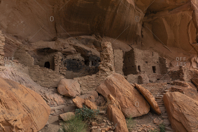River House Ruin in the Bears Ears National Monument.