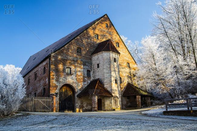 Europe, Germany, Bavaria, Landshut, Trausnitz Castle. City. Lower Bavaria. Old town