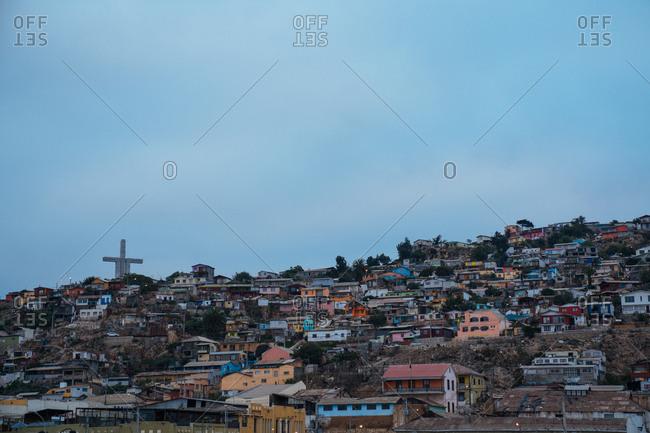 Cruz del Tercer Milenio, Coquimbo, Chile