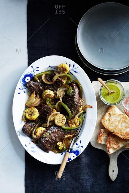 Cuban steak