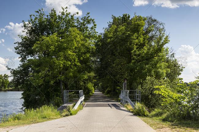 Europe, Poland, Lower Silesia, Barycz Valley Landscape Park / Landschaftsschutzpark Bartschtal