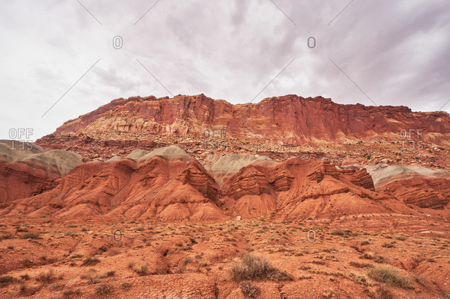 Capital Reef National Park in Utah
