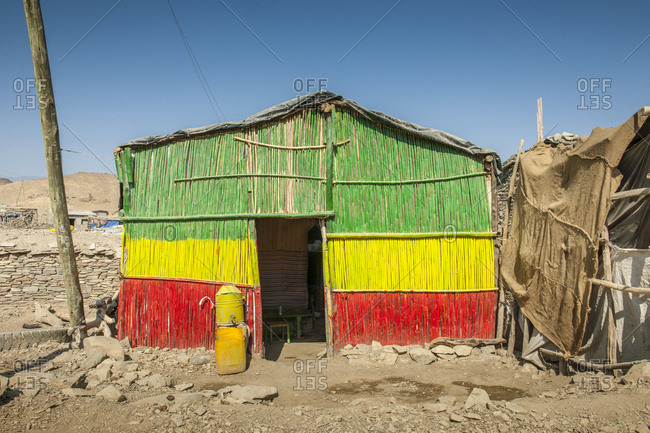 Ethiopia, Tigray . daily life at Berahle. Berahle is one of the woredas in the Afar Region of Ethiopia, Berahle's territory includes part of the Afar Depression