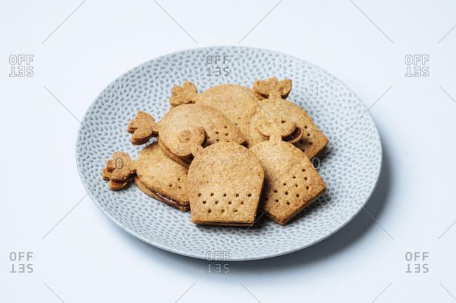 Mochi Japanese cookies