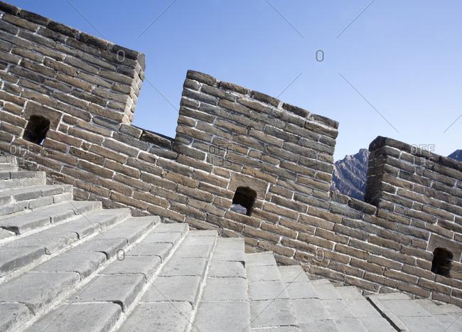 The Great Wall, Mutiny Village, Beijing, China