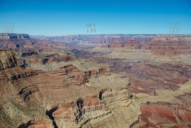 USA- Arizona- Grand Canyon National Park- Grand Canyon