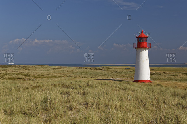 Germany- North Frisia- Sylt- Lighthouse List East