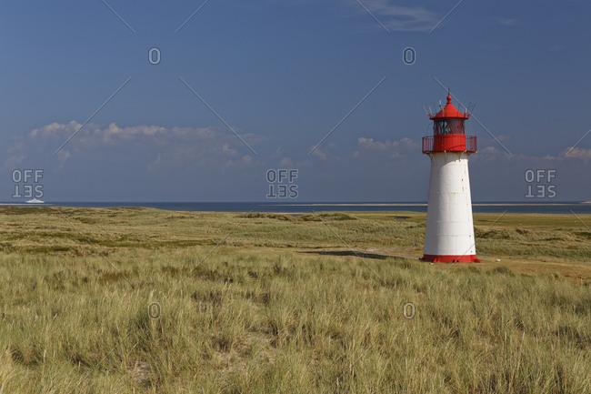 Germany- North Frisia- Sylt- Lighthouse List East