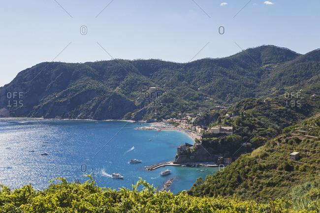 Italy- Liguria- Cinque Terre- Monterosso al Mare