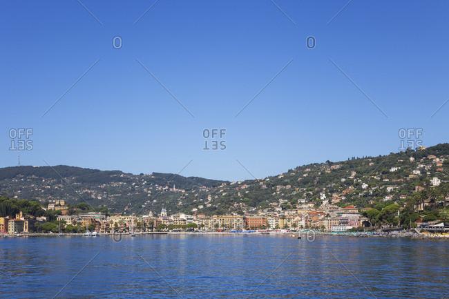 Italy- Liguria- Riviera di Levante- Santa Margherita Ligure