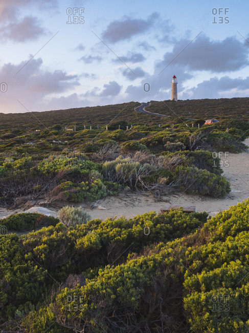 Cape Du Couedic light station in the Flinders Chase National Park, Kangaroo Island, South Australia, Australia, Pacific