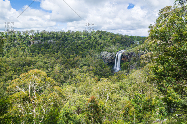 Ebor Falls, Guy Fawkes River National Park, New South Wales, Australia, Pacific