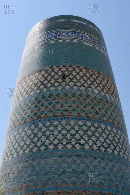 Kalta Minor in Khiva, Uzbekistan