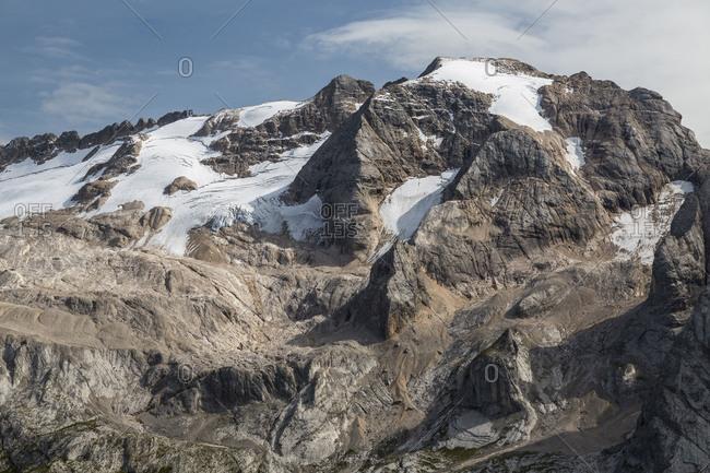 Europe, Italy, Alps, Dolomites, Mountains, Marmolada