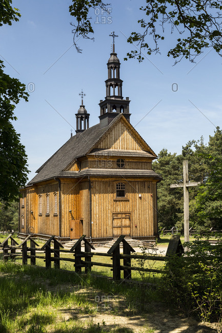 Europe, Poland, Voivodeship Masovian, The Museum of the Mazovian Countryside in Sierpc