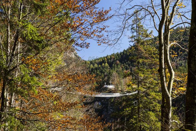 Europe, Austria, Alps, Tyrol, Highline 179
