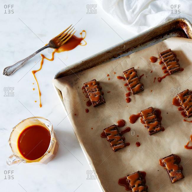 Vermont maple caramel