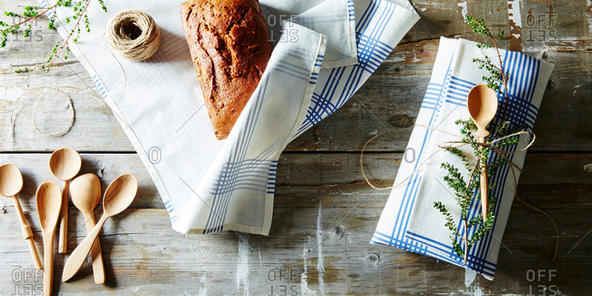 Bread gifts from the Offset Collection