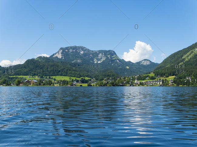 Austria- Styria- Altaussee- Altausseer See