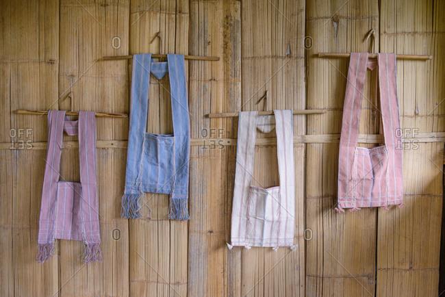 Karen Traditional Cloths Bag