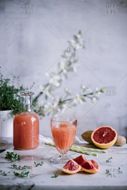 grapefruit tasty Juice