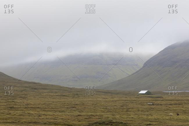 Faroes, Vagar, scenery