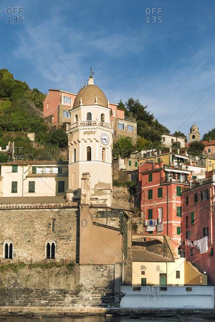 Italy- Liguria- Cinque Terre- Vernazza