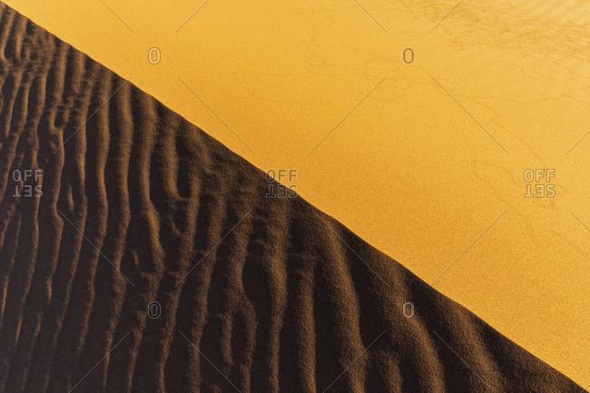 Namibia- Namib desert- Naukluft National Park- sand dune- full frame