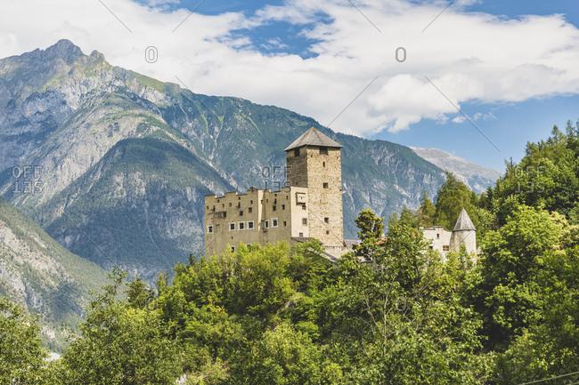 Austria- Tyrol- Landeck Castle