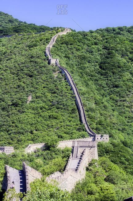 China- Mutianyu- Great Wall