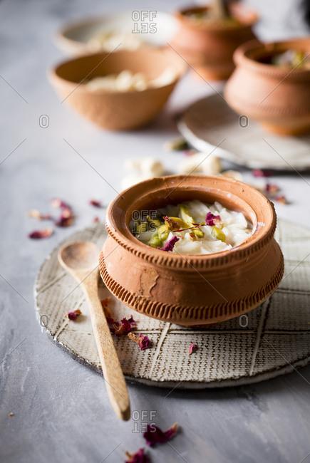 Bowl of Rice kheer