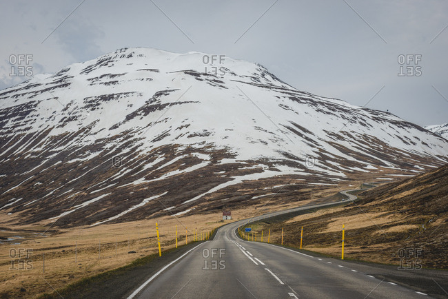 Iceland, Sudurland, ring road 1