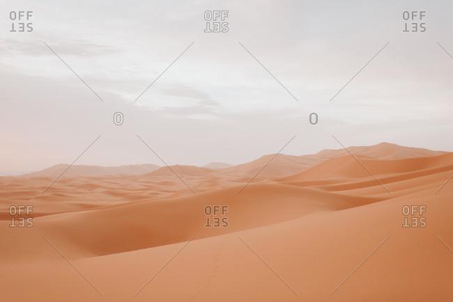 Desert, Douba, Morocco
