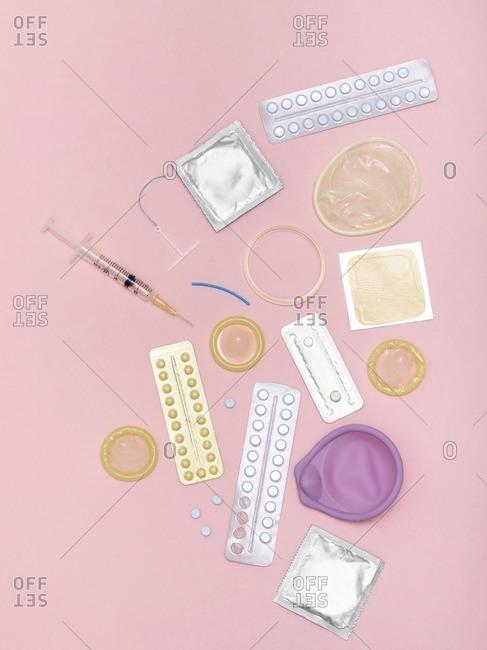 Contraception techniques