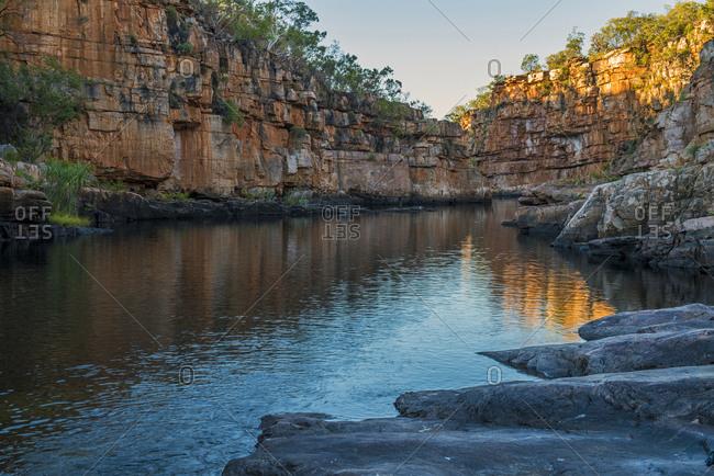 Manning Gorge, The Kimberleys Western Australia