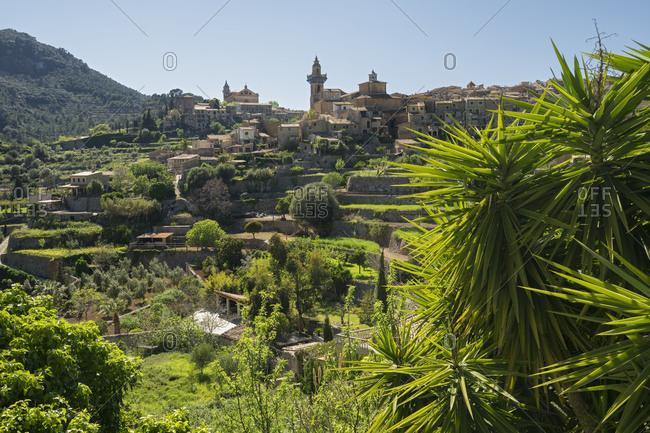 Valldemossa, Majorca, the Balearic Islands, Spain